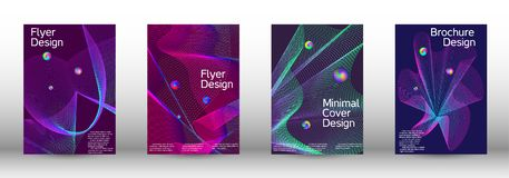 Free Cover Design. Royalty Free Stock Photos - 164506628
