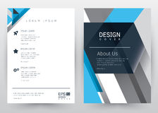 Cover Design Vector template set Brochure, Annual Report, Magazine, Poster, Corporate Presentation, Portfolio, Flyer, Banner, Webs. Cover Design Vector template vector illustration