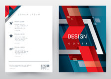Cover Design Vector template set Brochure, Annual Report, Magazine, Poster, Corporate Presentation, Portfolio, Flyer, Banner. Cover Design Vector template set of vector illustration