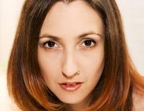 Cover girl Stock Photo