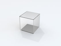 Cover glass box Royalty Free Stock Photo