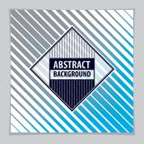Cover with minimal design. Web, commerce or events vector graphi. C design template. Vector geometric pattern used in modern design. Minimalistic brochure design Stock Images