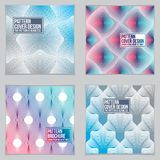 Cover with minimal designs. Web, commerce or events vector graph. Ic design templates set. Vector geometric patterns used in modern designs. Minimalistic Stock Photos