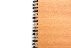 Cover of note pad Royalty Free Stock Photos