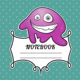 Cover notebook Royalty Free Stock Photos