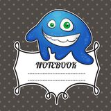 Cover notebook Stock Photography