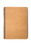 Cover notebook Stock Images