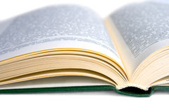 Cover open book Stock Photography