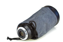 Cover photo lens Royalty Free Stock Images