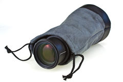 Cover photo lens Royalty Free Stock Photography