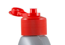 Cover plastic bottle Royalty Free Stock Photography