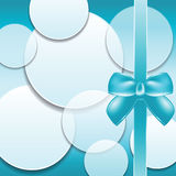 Cover of the present box abstract background. Stock Images