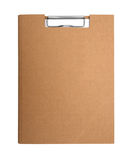 Cover recycle paper clipboard Royalty Free Stock Image