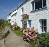 Coverack Stock Photo