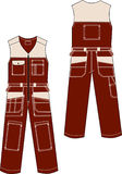 Coveralls Stock Images