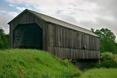 Covered Bridge Stock Images