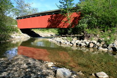 Covered Bridge Stock Photos