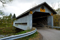 Covered Bridge Royalty Free Stock Photos