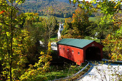 Free Covered Bridge Stock Photography - 212182