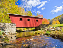 Free Covered Bridge Royalty Free Stock Photography - 27242597