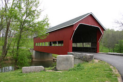 Free Covered Bridge Royalty Free Stock Photos - 5106278