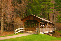 Free Covered Bridge Stock Image - 708181