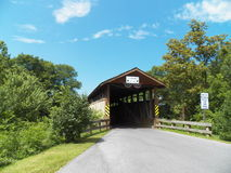 Covered Bridge. In Bedford Pennsylvinia Stock Images