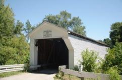 Covered bridge, Bloomfield, Indiana Royalty Free Stock Photo