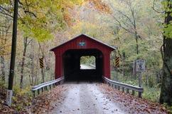 Covered bridge Royalty Free Stock Image