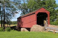 Covered Bridge 26 Royalty Free Stock Images