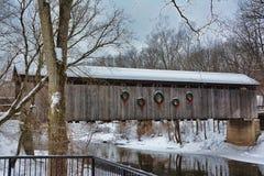 Covered Bridge 4 Royalty Free Stock Photos