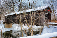 Covered Bridge 3 Stock Photography