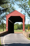 Covered Bridge 30 Stock Image