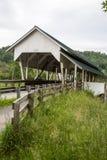 Covered Bridge Vermont Stock Photography