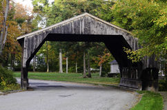 Covered bridge Royalty Free Stock Photo