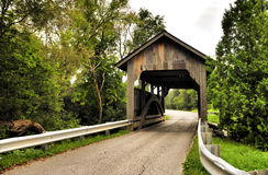 Covered Bridges of Vermont Royalty Free Stock Photo