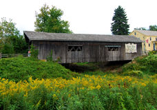 Covered Bridges of Vermont Royalty Free Stock Photos
