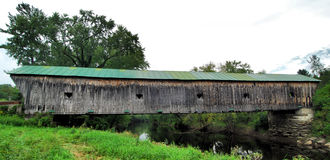 Covered Bridges of Vermont Royalty Free Stock Image