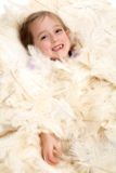 Covered In Feathers Royalty Free Stock Photography