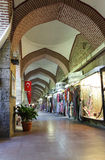 Covered market in Bursa, Turkey Royalty Free Stock Images
