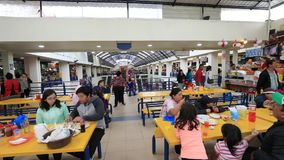 Covered market called Ten of August in Cuenca