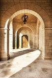Covered Portico Royalty Free Stock Photography