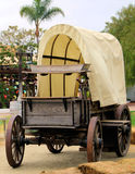 Covered Wagon-Front-OT-0045JN Stock Photography
