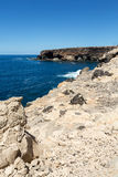 Coves and caves in Ajuy, Fuerteventura, Canary Islands, Stock Image