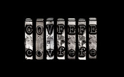 Covfefe Internet meme Stock Foto's