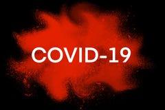 COVID-19 ,Coronavirus outbreak background concept