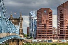 Covington,肯塔基,美国 免版税库存图片