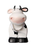 Cow coin box Royalty Free Stock Photo