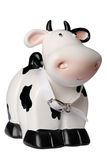 Cow coin box Royalty Free Stock Image