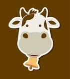 Cow design Stock Photos